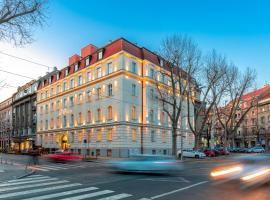 Hotel Le Premier, hotel in Zagreb
