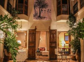 Riad Alwachma, hotel in Marrakesh