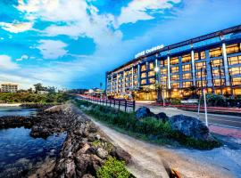 제주에 위치한 호텔 다인 오세아노 호텔