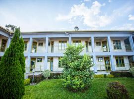 Anthurium Residential Hotel、キガリのホテル