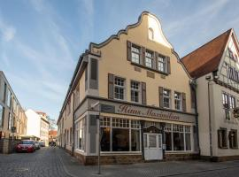 Haus Maximilian, guest house in Erfurt