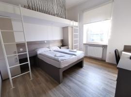 Rooms Ambrožič, zasebna nastanitev v mestu Ljubljana