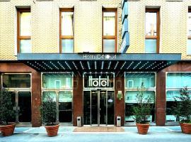Canova Hotel, hotel a Milano