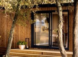 PETRA LEGNA - Résidence les jardins du golfe, cabin in Porto-Vecchio