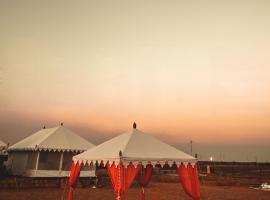 Beyond Stay Mirage Camps,Jaisalmer, luxury tent in Jaisalmer