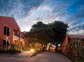 Relais des Plateaux & Spa– Ivato International Airport, hotel in Antananarivo