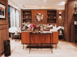 Waldorf Montparnasse, hotel en Montparnasse - 14º distrito, París