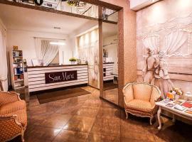 SanMari, hotel in Daugavpils
