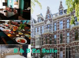 En Suite, B&B in The Hague