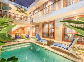 The jero 18 kuta guest house, hotel in Kuta