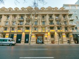 Apartment in the city center by Time Group, vacation rental in Baku