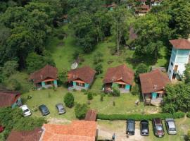 Pousada Brilho da Natureza, hotel with jacuzzis in Visconde De Maua