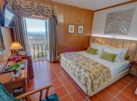 El-Rei Dom Manuel: Marvão'da bir otel