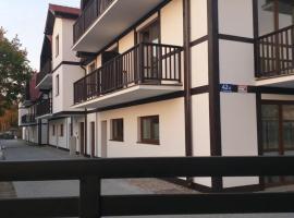 Rowy Apartament.b5 – hotel w Rowach