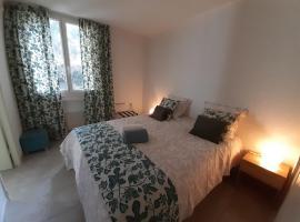 MARSEILLE CALANQUES, hotel near Parc du Roy d'Espagne, Marseille