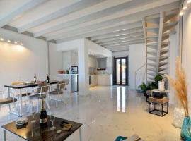 Marblo Maisonette Arillas Corfu, hotel in Arillas