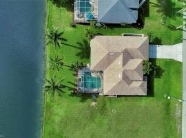 FLORIDA GOLF VACATION VILLA villa, holiday rental in Cape Coral