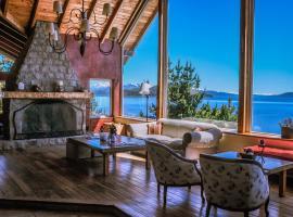Sol del Nahuel - Hotel & Spa, hotel cerca de Isla Victoria, San Carlos de Bariloche