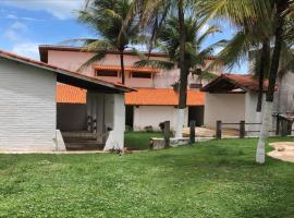 Hostel Sol Nascente, hotel in Caucaia
