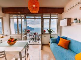 CASA CHIARINA breathtaking sea view, villa in Ravello