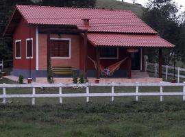 Encanto da Pedra, hotel in Visconde De Maua