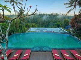 Jannata Resort and Spa, hotel in Ubud
