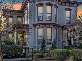 Condos at Historic Award Winning Mansion, apartment in Savannah