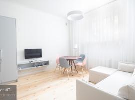 Dandelion Apartments Stabu, puhkemajutus Riias