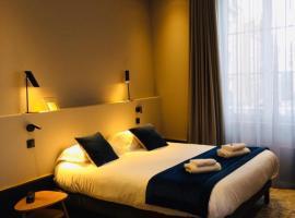 Hotel Brasserie Armoricaine, hotel in Saint Malo