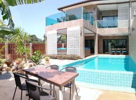 The Pearl Luxury Pool Villas, villa in Ko Chang