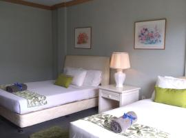 Deluxe Family Hotel Room at Selesa Resort,文冬第一世界廣場(First World Plaza)附近的飯店