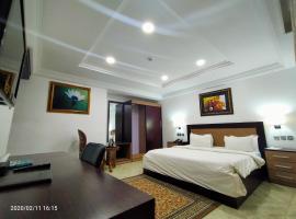 Immaculate Platinum, hotel near Nnamdi Azikiwe International Airport - ABV, Abuja