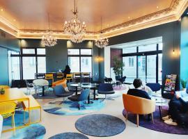 Hôtel l'Univers, отель в Реймсе