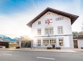 Gasthof Bären, отель в городе Хаслиберг