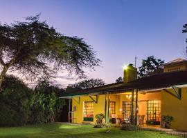 Jacana Gardens Guest Lodge, Sam Levi Shopping Centre, Harare, hótel í nágrenninu