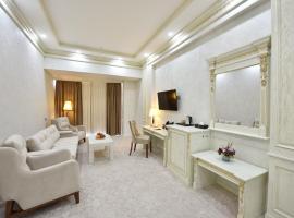 Qushbegi Plaza Hotel, hotel en Tashkent