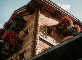 Alpen Hotel Chalet, hotell i Valdidentro