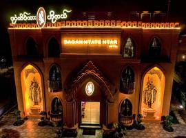 Bagan Htate Htar Hotel, hotel in Bagan