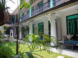 Parawa House, hotel in Galle