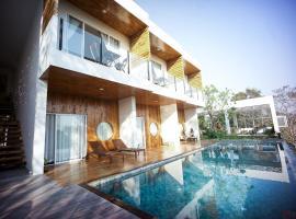 HOMU Villa Pua, hotel in Nan
