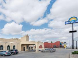Days Inn by Wyndham Pueblo, accessible hotel in Pueblo