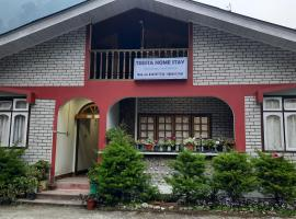 Chungthang Teesta Homestay, accessible hotel in Nanga