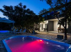 Apartmani Mabele, budget hotel in Pag