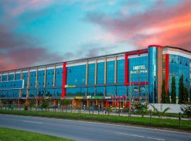 Hotel Blue Sapphire, hotel en Dar es Salaam