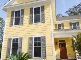 The Cottages at North Beach Resort & Villas, resort in Myrtle Beach