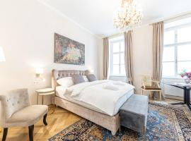 Parkview Boutique Apartments, sewaan penginapan di Vienna