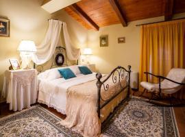 Dimora di Charme Villa Sant'Erasmo, agriturismo a Fumone