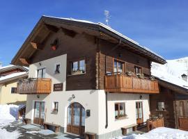 Baita Mauri, hotel poblíž významného místa Monte Sponda, Livigno