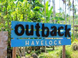 Outback Resort, hotel in Havelock Island