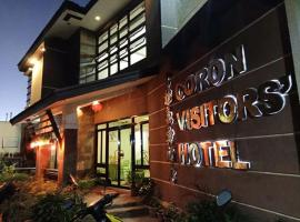 Coron Visitors Hotel, Hotel in Coron